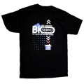 BK Servo Apparel :: Black T-Shirt